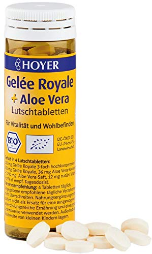 Hoyer Bio Gelée Royale Aloe Vera (2 x 60 Stk)