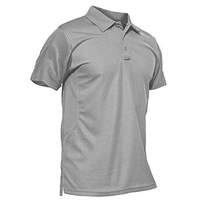 KEFITEVD Kurzarm Golf Sweatshirt