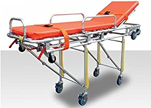 MS3C-100S Lightweight Automatic Loading Ambulance Stretcher, Weight Capacity 350 lbs