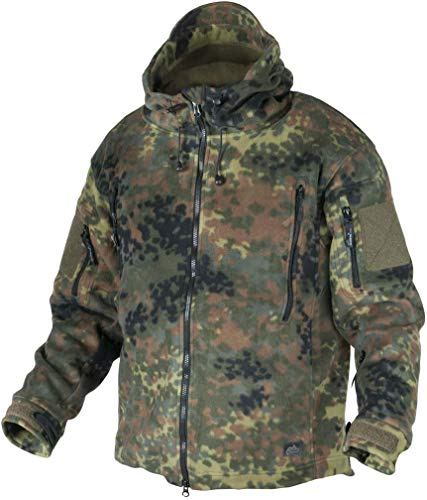 Helikon-Tex Patriot Jacket - Double Fleece Flecktarn XL/Regular