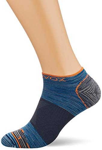 Ortovox Herren Alpinist Low Socken, Dark Grey, 42-44 (L)