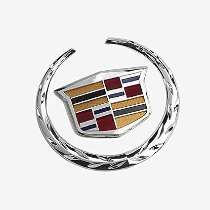 D28jd Logo Emblem Für Kühlergrill Abs Buchstaben Aufkleber Für C Adillac Srx Ats Xts After Küche Haushalt