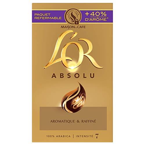 LOr Café Moulu Absolu 250g