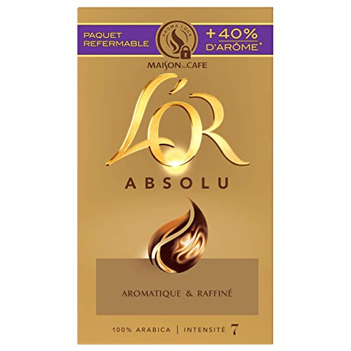 L'Or Café Moulu Absolu 250g