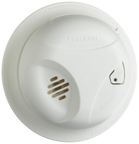 First Alert SA300CN3 Smoke Alarm with Test Button