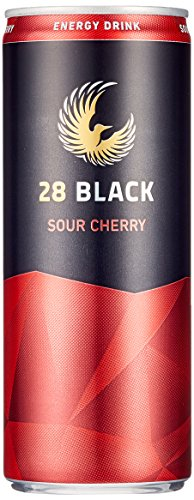 28 Black Sour Cherry, 24er Pack, EINWEG (24 x 250 ml)