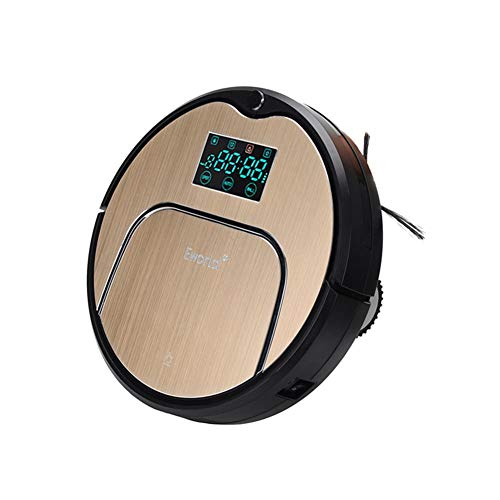 Read About RUIXFRV Vacuum Cleaner Robot with Double Layer Filtration, 4 Cleaning Modes, Suitable for...