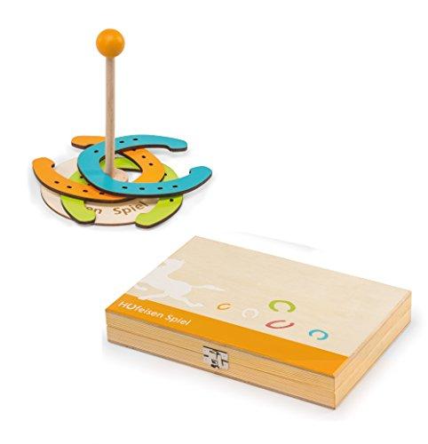 Hufeisenspiel - Holzspiel