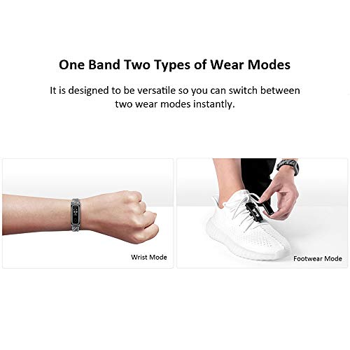 HONOR Band 5 Basketball Version Smart Watch, Basketball Tracking, Running Posture Tracking, 0.5 'PMOLED Display, Gray