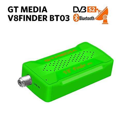 GTMEDIA Medidor señal satelital V8 Finder Batería