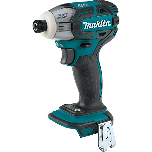 Makita XST01Z 18V LXT Lithium-Ion Brushless Cordless Oil-Impulse 3-Speed Impact Driver, Tool Only
