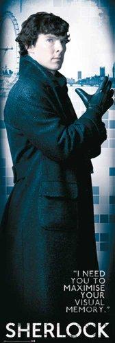 Empire Merchandising 653659Sherlock Solo BBC Serie de...