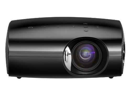 Samsung PocketImager SP-P400B LED-Projektor (Kontrast 1000:1, 150 ANSI Lumen, SVGA, 800 x 600) schwarz