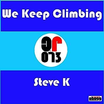 We Keep Climbing