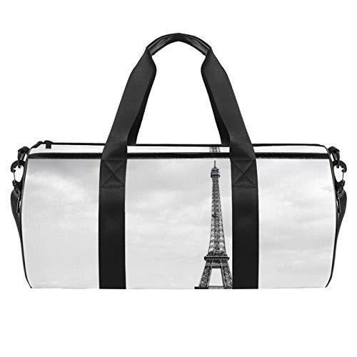 ASDFSD Bolsa deportiva para gimnasio con bolsa impermeable, bolsa de viaje para...