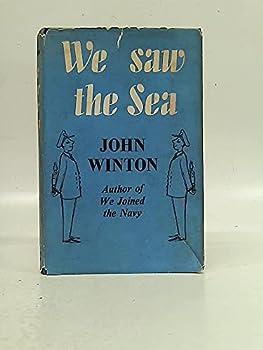 Hardcover We Saw the Sea Book