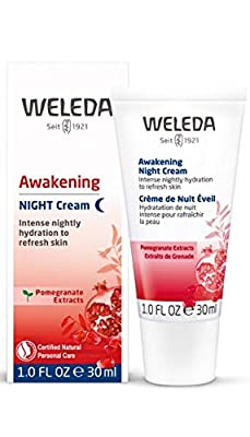 Weleda Organic Pomegranate Natural Firming Night Cream 30ml
