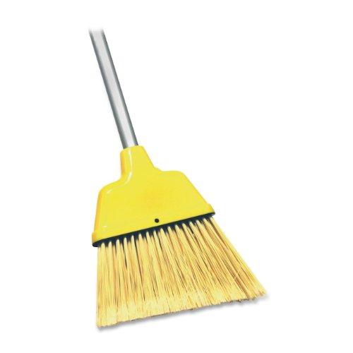 "Genuine Joe GJO09570 Lightweight Manual Angle Broom, 12-1/2"" Bristles"