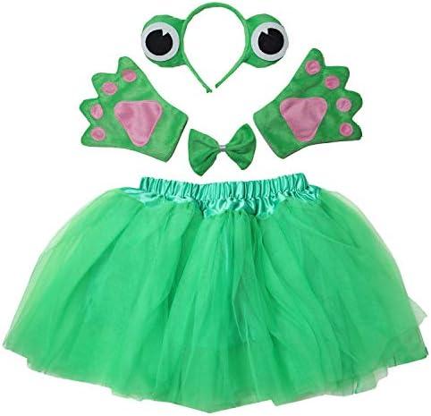 Child frog costume _image3