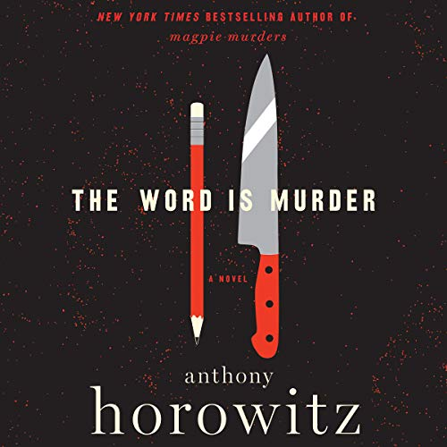 The Word Is Murder  By  cover art