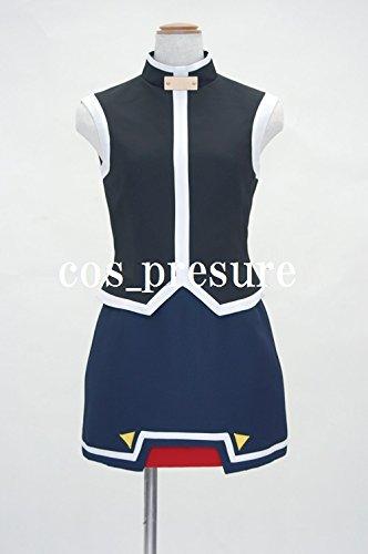 『517 【cos-presure】魔法少女リリカルなのは StrikerS フェイト・T・ハラオウン 風☆彡コスプレ衣装』の3枚目の画像