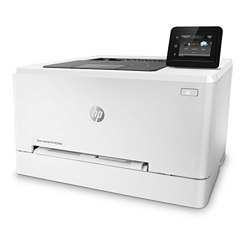 HP LaserJet Pro M254dw Wireless Color Laser...
