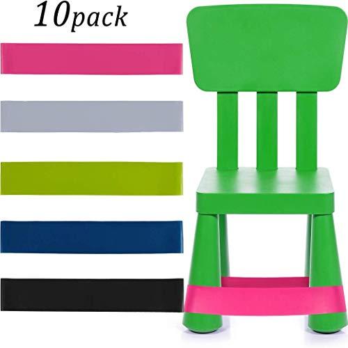 DK-tre glamoureuze 10 Stuks Fidget Tapes Flexibele Stoel Kettingen Bureau Rubber Bands voor Kinderen
