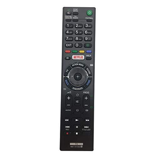 Nuovo Sostitutivo Telecomando TV Sony RMT-TX100D Per Telecomando Sony Bravia originale Compatibile con telecomando Sony SMART TV