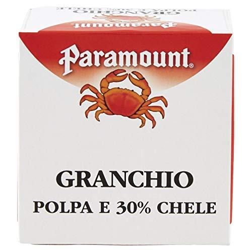 GR 170 POLPA DI GRANCHIO CRAB MEAT IDEALE PER PRIMI PIATTI E INSALATE DI MARE POLPA E 30% CHELE