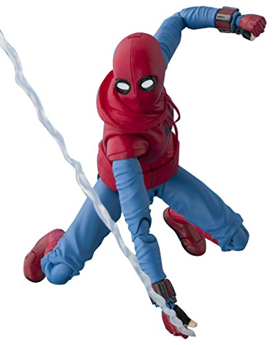 figuras de accion marvel spiderman fabricante TAMASHII NATIONS