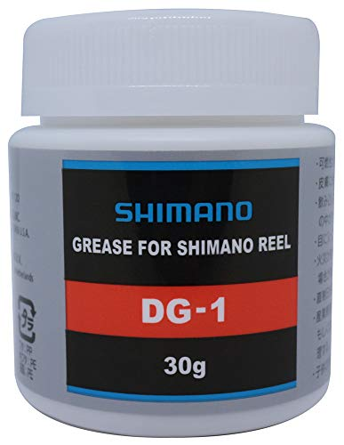 Shimano Service Parts bobina manutenzione Grease/oil Saltwater spinning Reel Drag Grease DG12 30 g