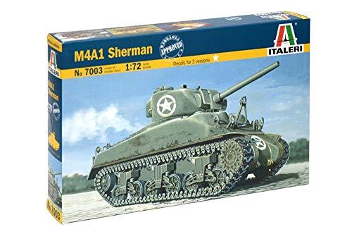 Italeri 7003S - M4 Sherman