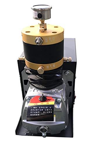 HONYGE LXGANG Bomba de Agua 4500PSI 30MPA 300BAR PCP Compresor de Aire de la Bomba refrigerado por Agua/inflador eléctrico/Botella de Alta presión ()