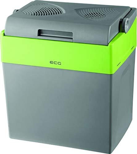 Refroidissement de voyage - Boîte de Refroidissement automatique - Prise de courant classique - Refroidissement/réchauffement - 30 litres - A++ - ECG AC 3020 HC dual