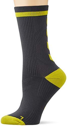 hummel hmlACTION Indoor Sock Low sck, Mehrfarbig, 39/42