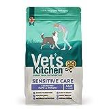 Vet's Kitchen - Grain Free - Complete Dry Dog Food - Sensitive Care Pork and Potato - Advanced Nutrition for your Adult Dog - 2.2kg