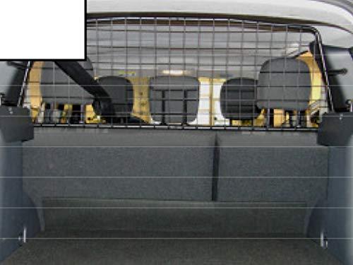 Kleinmetall Masterline Dacia Duster I Bj: 04/2010 bis 12/2017 passgenaues Trenngitter/Hundegitter/Gepäckgitter