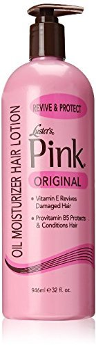 Lusters Pink Oil Moisturizer Hair Lotion 946 ml/32 fl oz by Luster's Pink