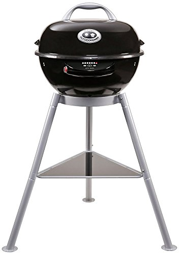 OUTDOORCHEF City 420 E Barbecue Kettle Nero, Argento