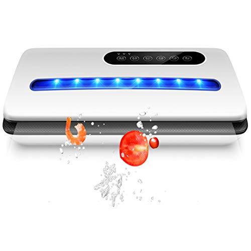 ALY Vakuumiergerät, Vakuumierer Lebensmittel bleiben vakuumiert bis zu länger frisch 30cm Lange & stabile Schweißnaht Für Haushalt und Gewerbe