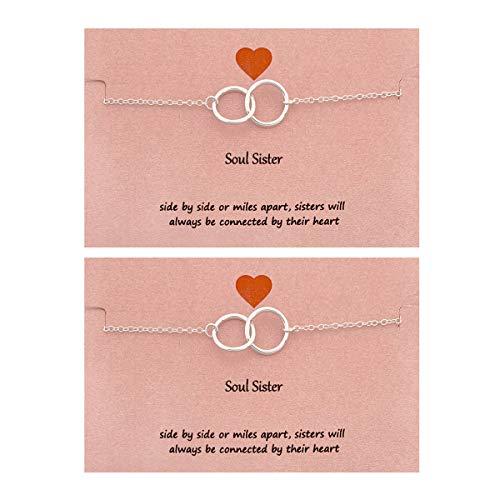 Best Girls Link Bracelets