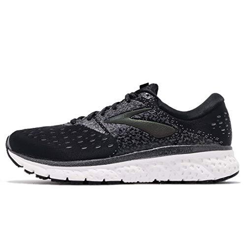 Brooks Glycerin 16, Zapatillas de Running para Hombre, Negro (ReflectiveBlack/White/Black 015), 45.5...