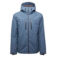 Intuitive 2-layer Membrane | Made for all things resort, this jacket features a 10k/10k waterproof breathable membrane that can handle any conditions on the ski hill. Built-In Breathability | 14-inch underarm vents pair nicely with the air-permeable ...