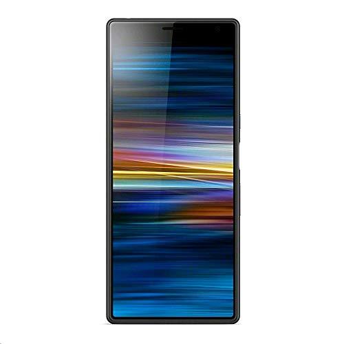 Sony Xperia 10 Plus (I4293) 6GB / 64GB 6.5インチLTEデュアルSIM SIMフリー [並行輸入品] (Black/ブラック)