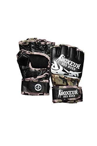 BOXEUR DES RUES - Tribal Logo Mma Gloves, Unisex