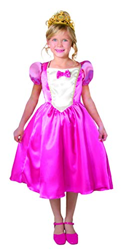 Cesar F497 - Disfraz de princesa rosa para nia, color rosa