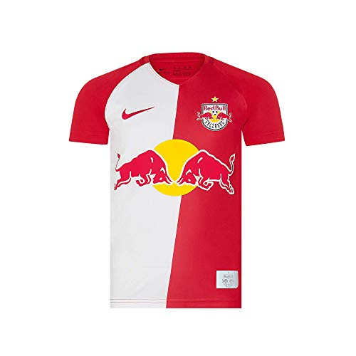 Red Bull Salzburg Home Trikot 20/21, Youth Small - Original Merchandise