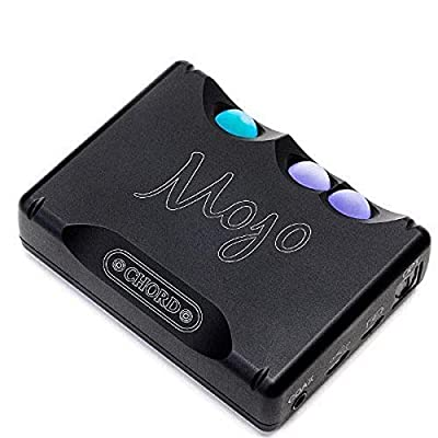 CHORD ELECTRONICS Mojo DAC Amplifier for Headphone - Black by Chord