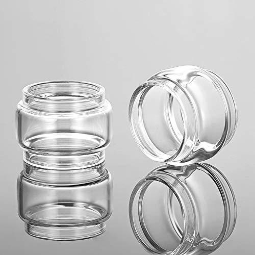 2 piezas de reemplazo de tubo de vidrio en forma for Vandy Vape Kylin M RTA Capacidad del depósito ajustable atomizador cigarrillo electrónico ( Color : Fat 4.5ml , tamaño : Fit for Kylin M RTA Tank )
