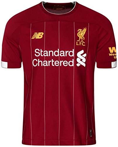 new balance(ニューバランス) リヴァプールFC ホームユニフォーム 2019/20 [プレミアリーグバッジ] [9 フィルミーノ] [サイズ:インポートM] Liverpool FC Home Shirt 2019/20 [Premier Le